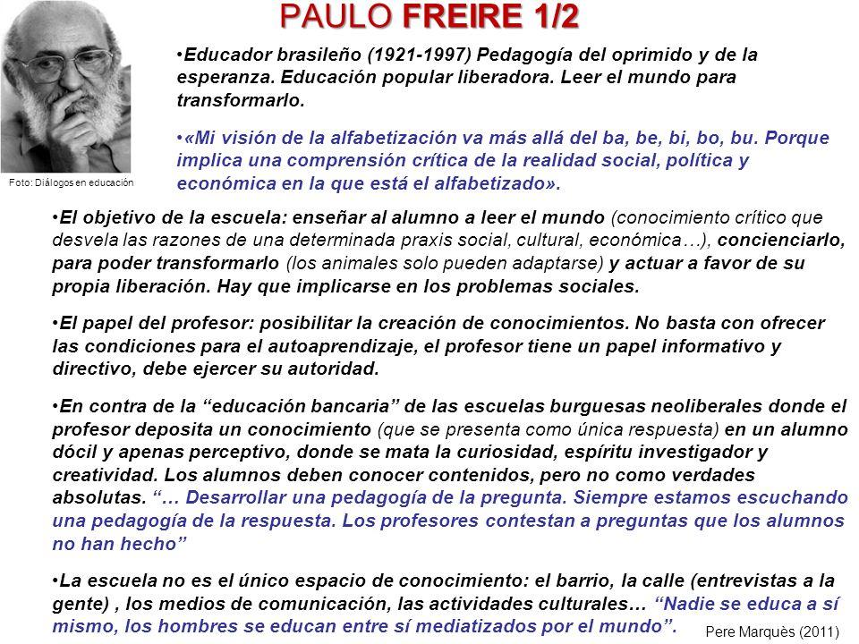 PAULO FREIRE 1/2