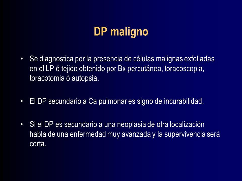 DP maligno
