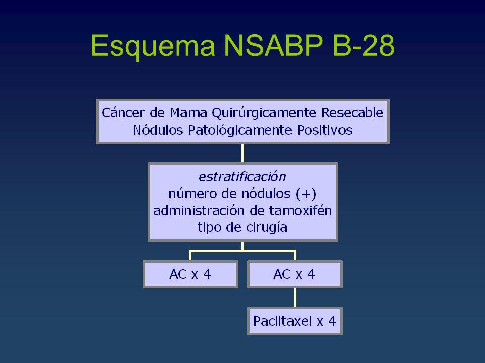 Esquema NSABP B-28