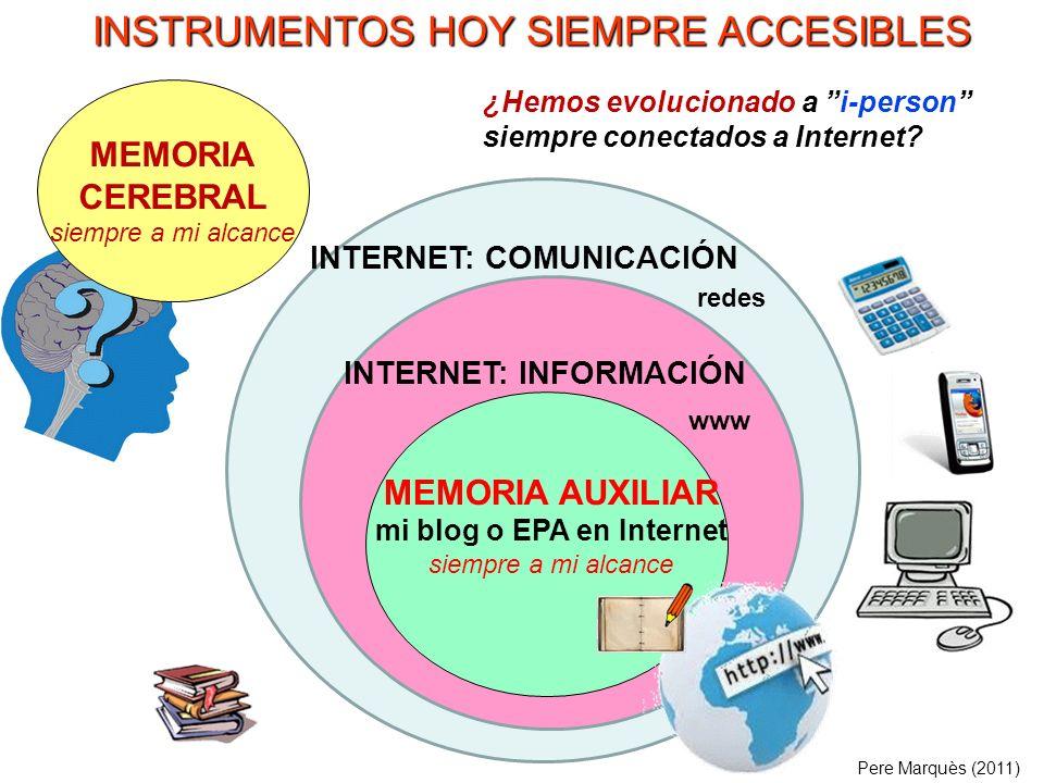 mi blog o EPA en Internet