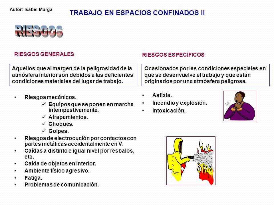 TRABAJO EN ESPACIOS CONFINADOS II