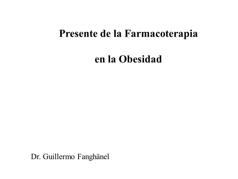 Presente de la Farmacoterapia