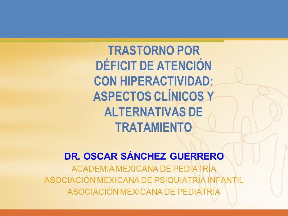 DR. OSCAR SÁNCHEZ GUERRERO