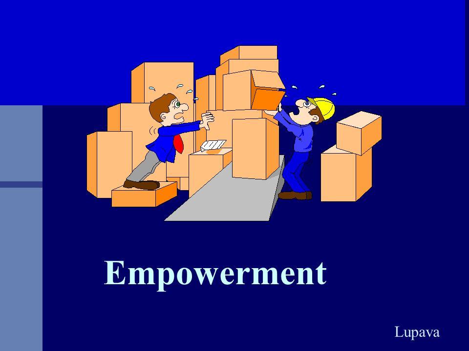 Empowerment Lupava