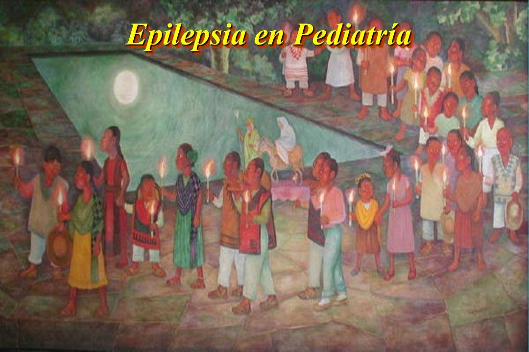 Epilepsia en Pediatría