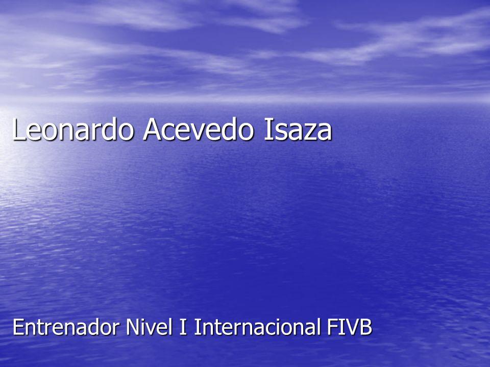 Leonardo Acevedo Isaza