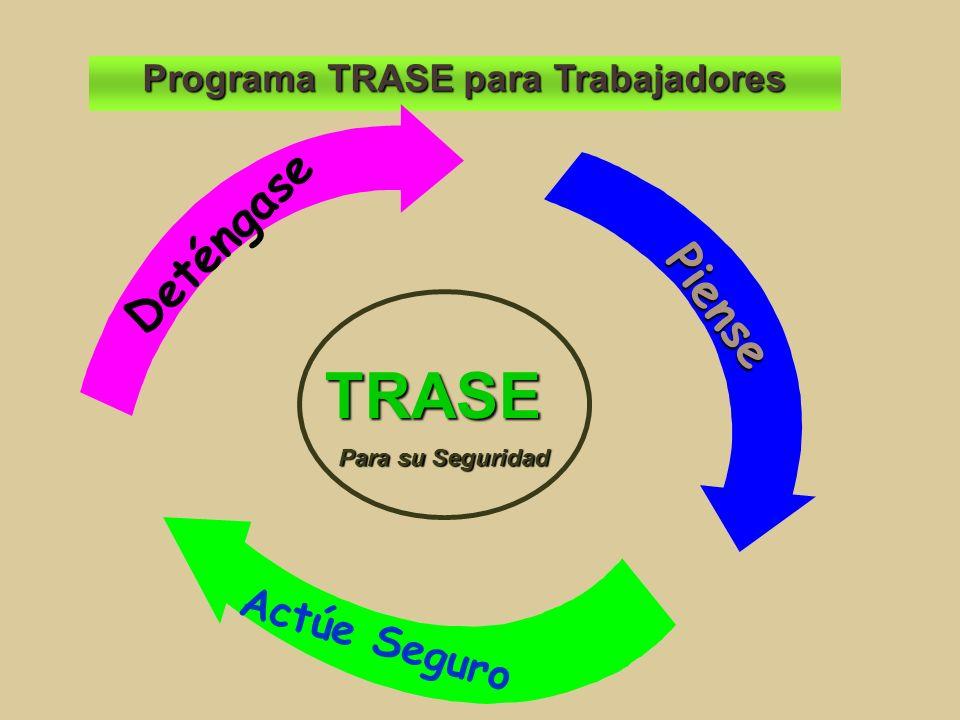 Programa TRASE para Trabajadores