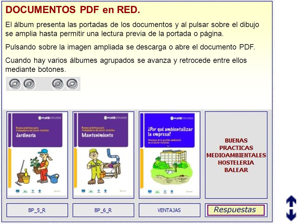 DOCUMENTOS PDF en RED.