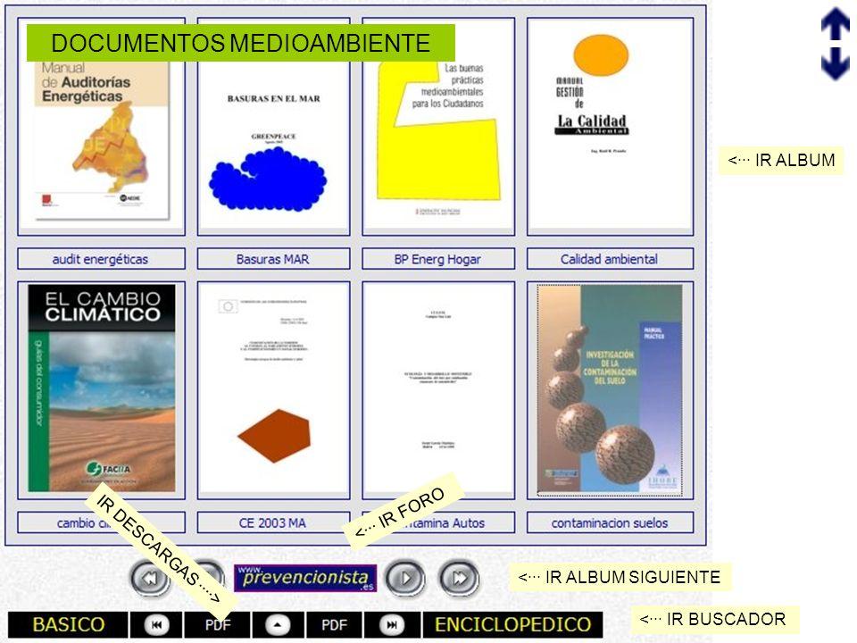 DOCUMENTOS MEDIOAMBIENTE
