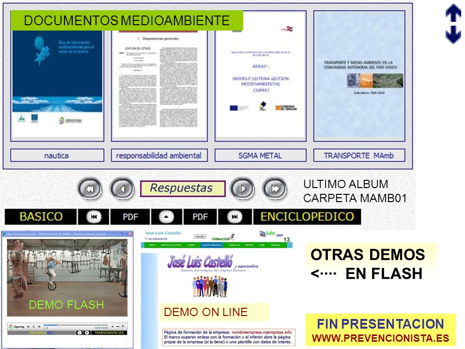 FIN PRESENTACION WWW.PREVENCIONISTA.ES