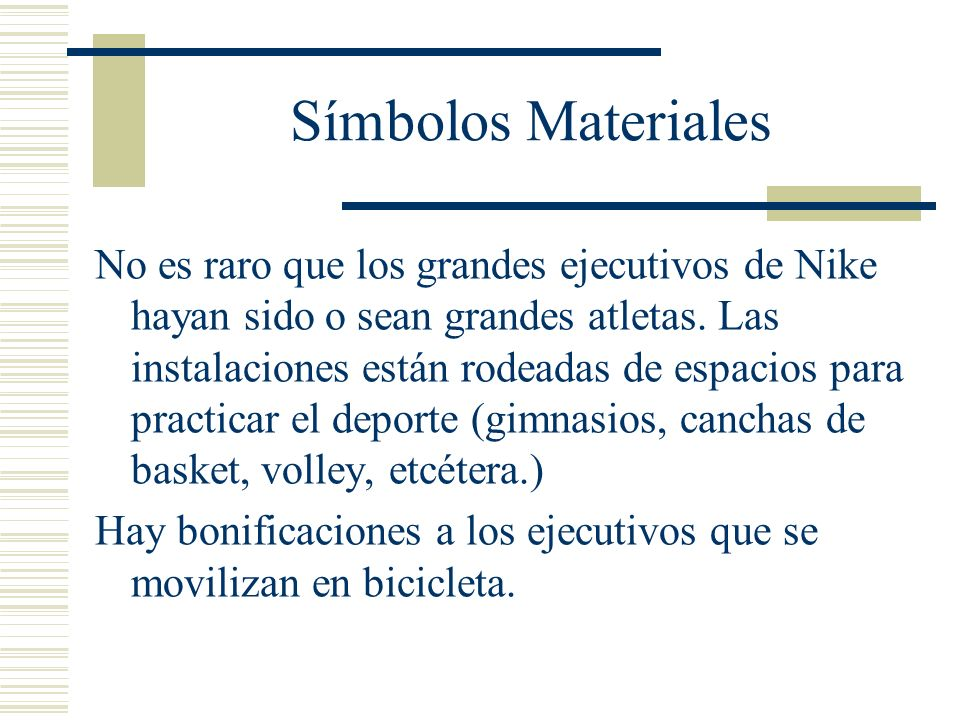 Símbolos Materiales