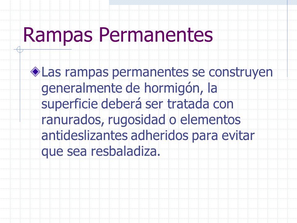 Rampas Permanentes