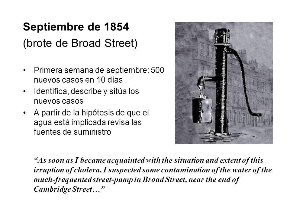 (brote de Broad Street)