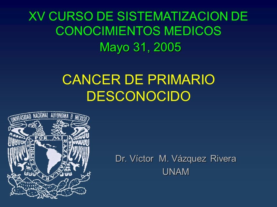 Dr. Víctor M. Vázquez Rivera