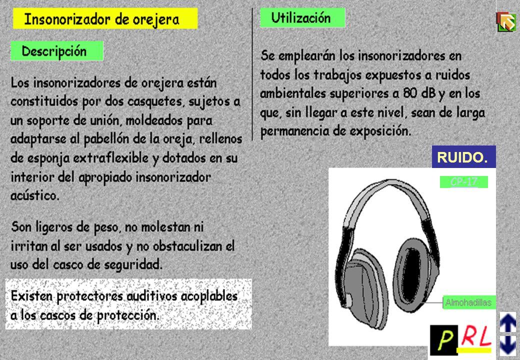RUIDO. CP-17