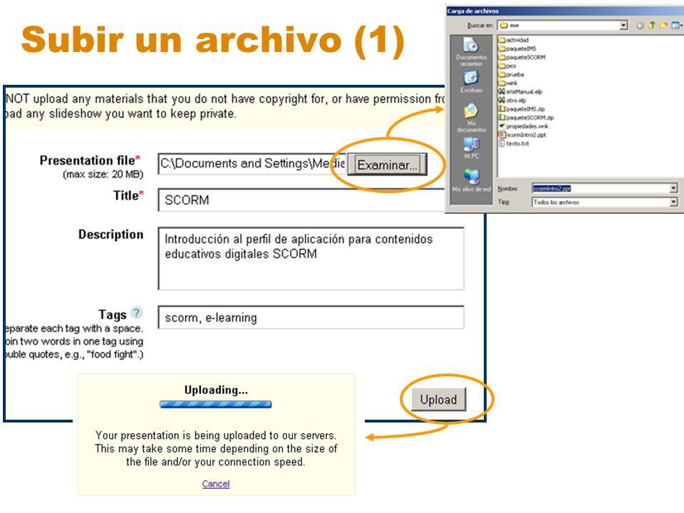 Subir un archivo (1)