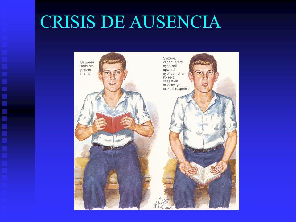 CRISIS DE AUSENCIA