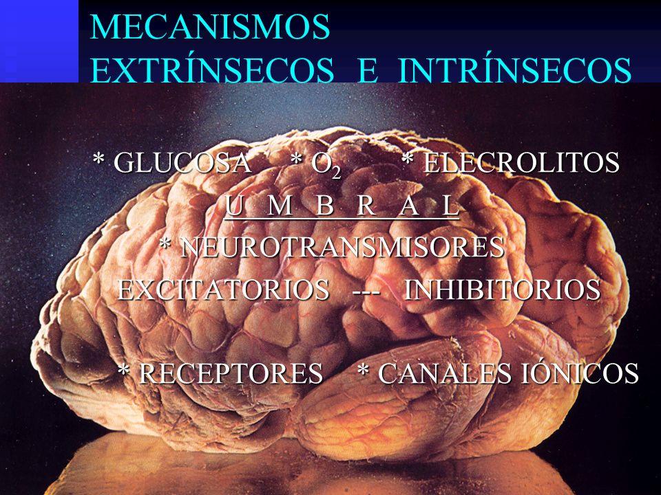 MECANISMOS EXTRÍNSECOS E INTRÍNSECOS