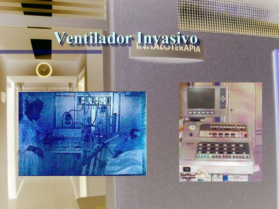 Ventilador Invasivo
