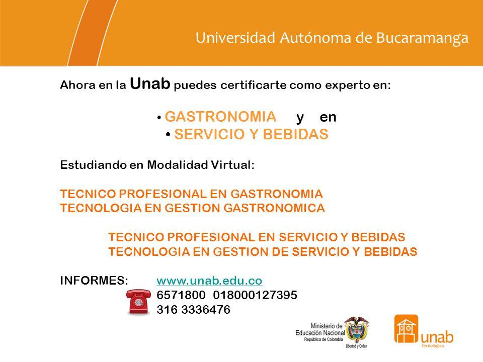 Universidad Autónoma de Bucaramanga