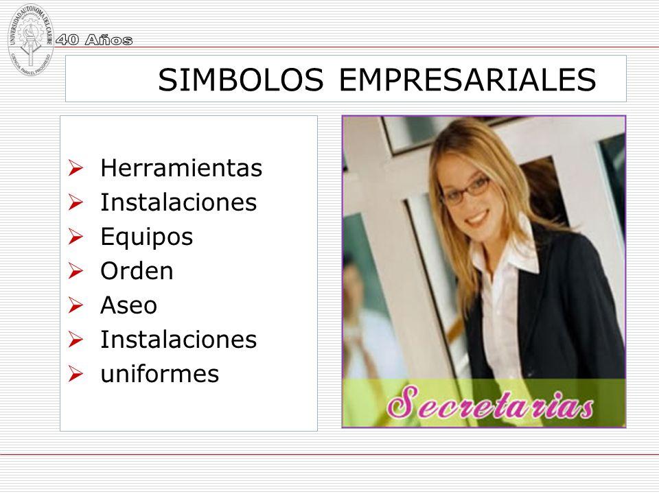 SIMBOLOS EMPRESARIALES