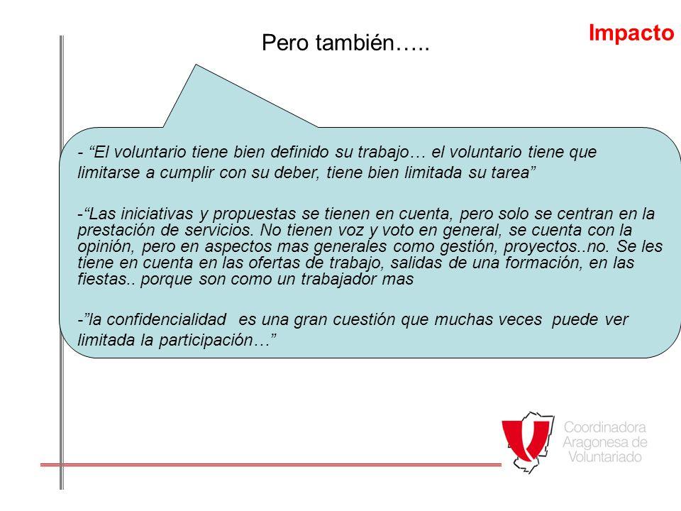 ImpactoPero también…..
