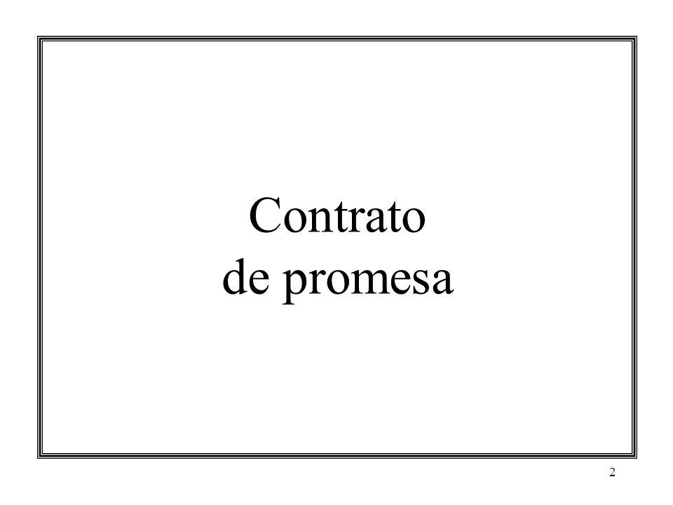 Contrato de promesa