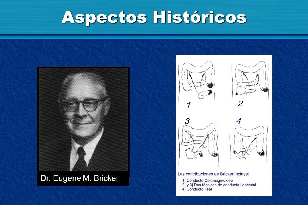 Aspectos Históricos Dr. Eugene M. Bricker
