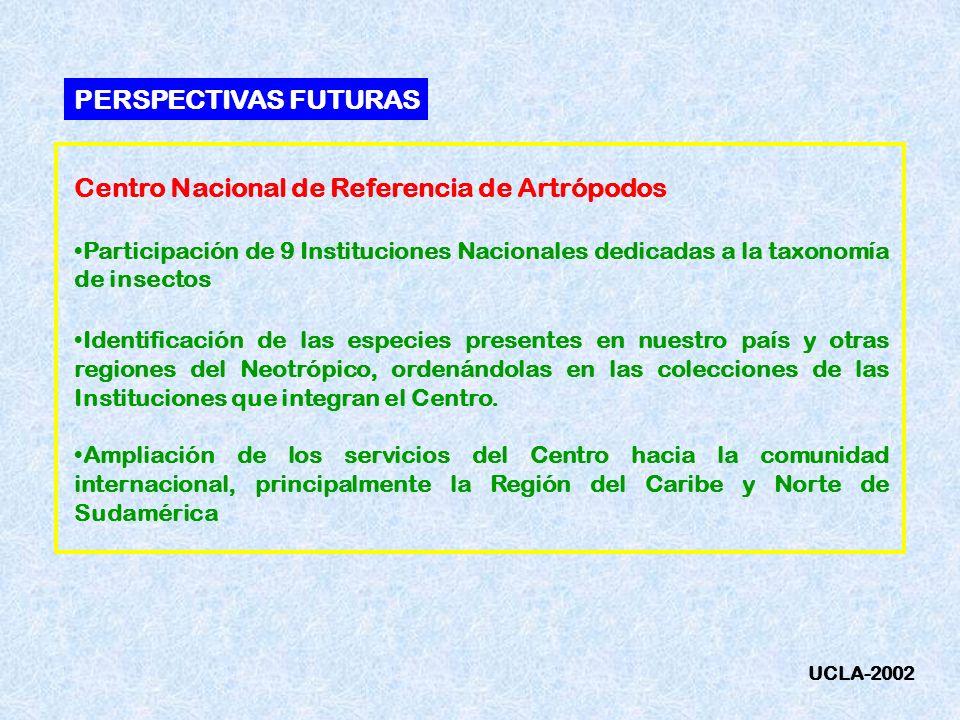 Centro Nacional de Referencia de Artrópodos