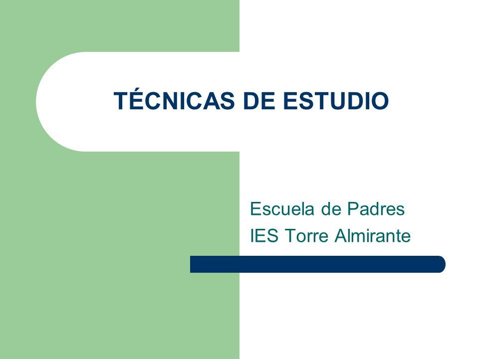 Escuela de Padres IES Torre Almirante