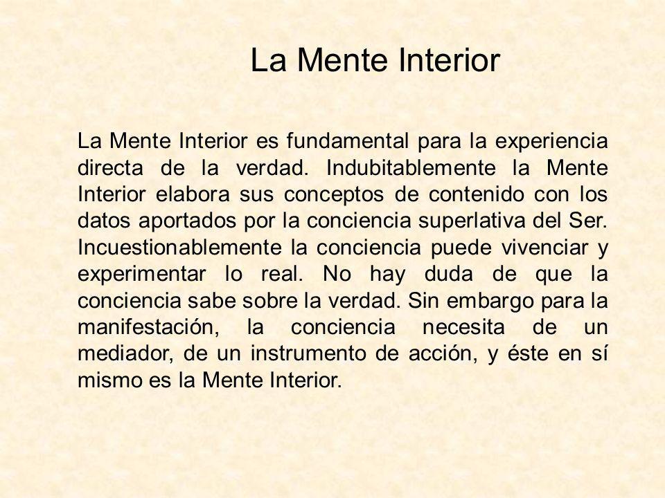 La Mente Interior