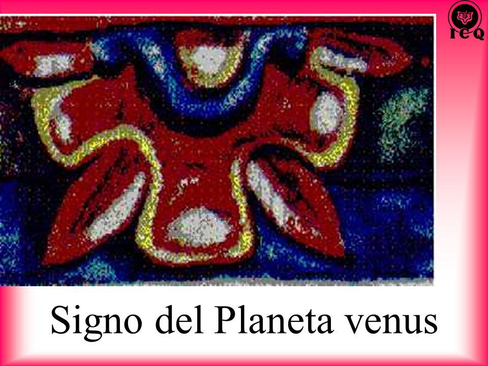 Signo del Planeta venus