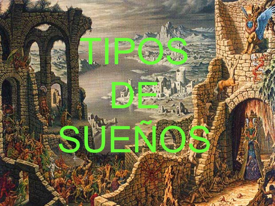 TIPOS DE SUEÑOS