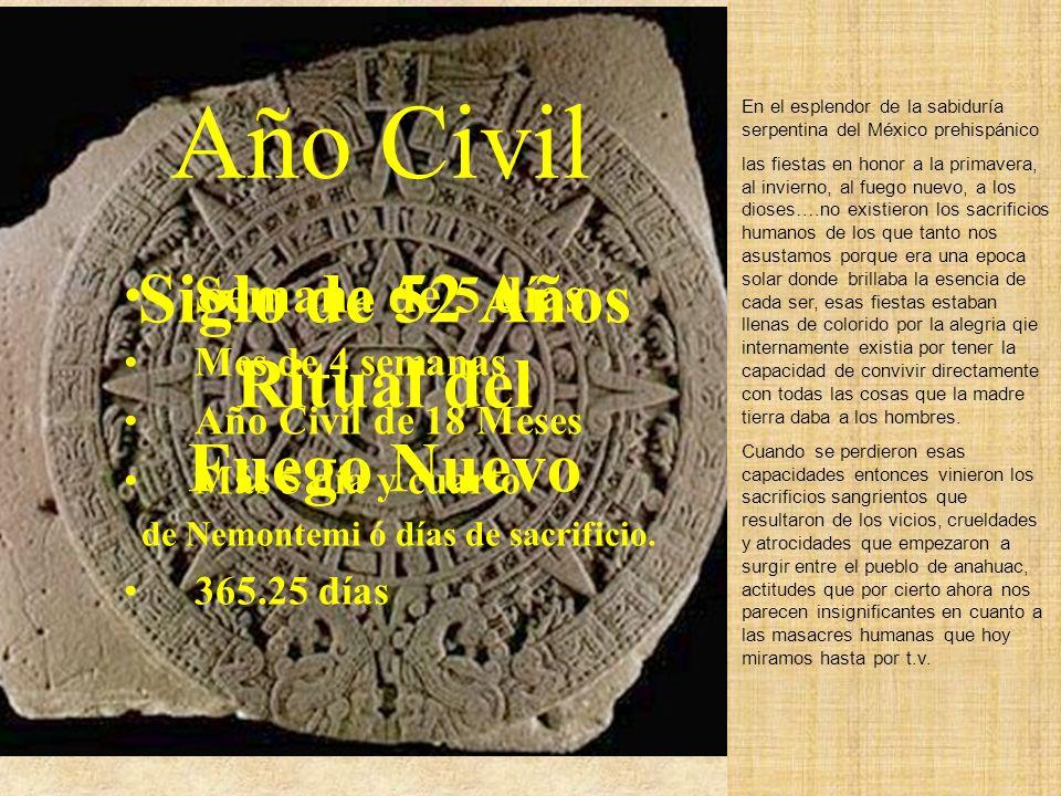 Siglo de 52 Años Ritual del Fuego Nuevo