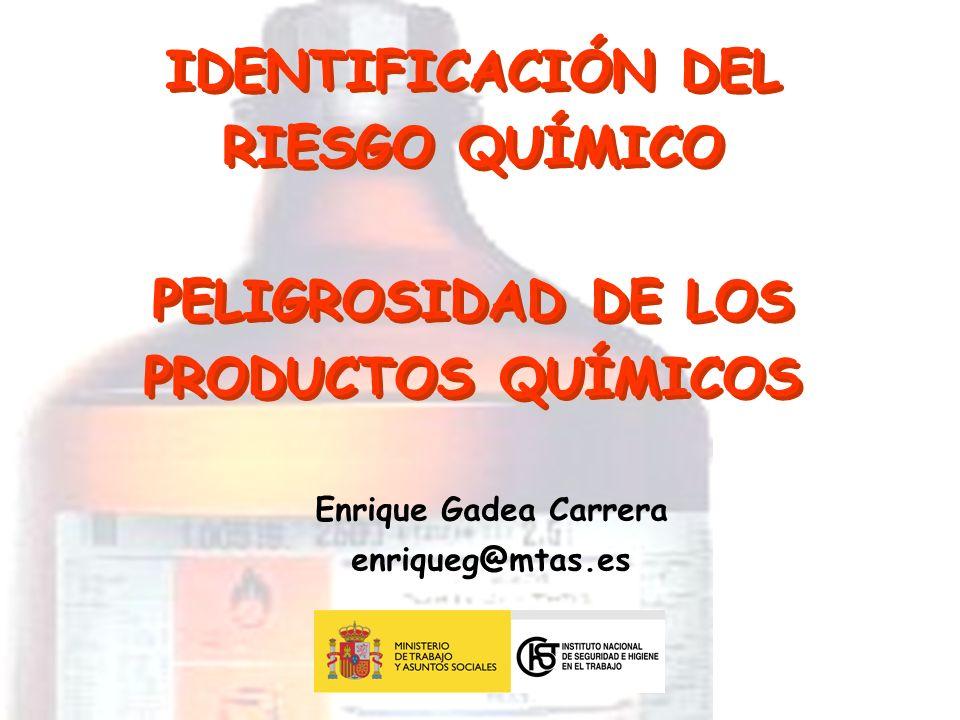 Enrique Gadea Carrera enriqueg@mtas.es