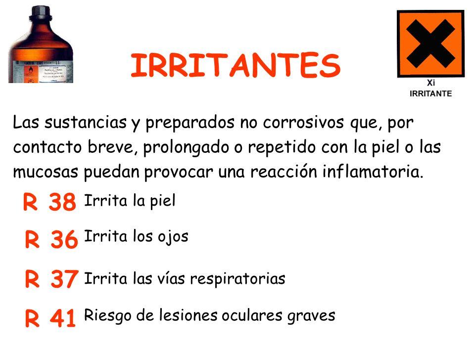 IRRITANTES