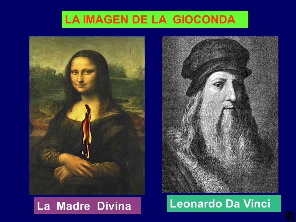 LA IMAGEN DE LA GIOCONDA