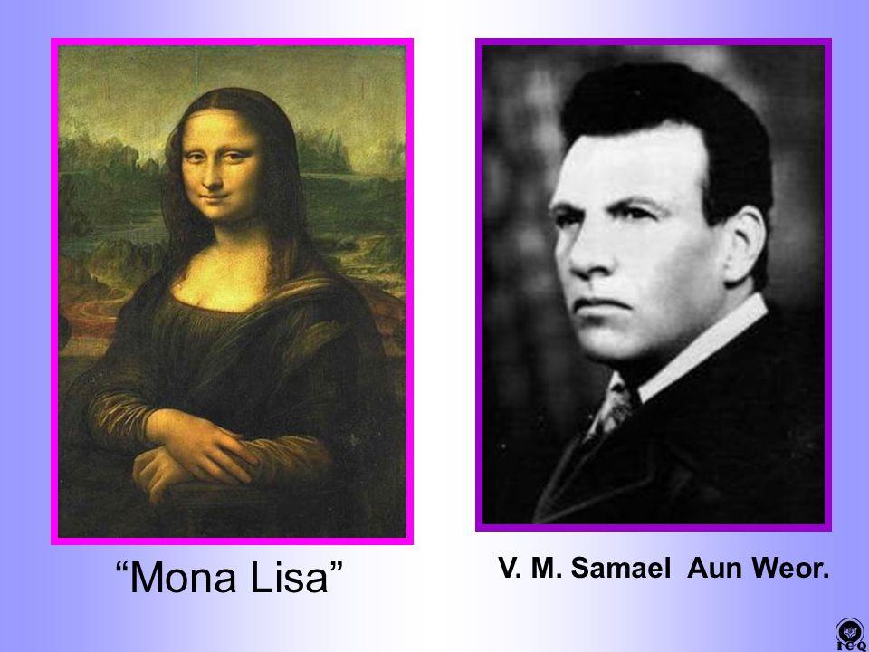 Mona Lisa V. M. Samael Aun Weor.