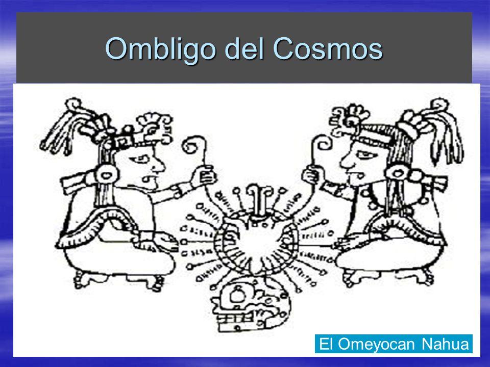 Ombligo del Cosmos El Omeyocan Nahua