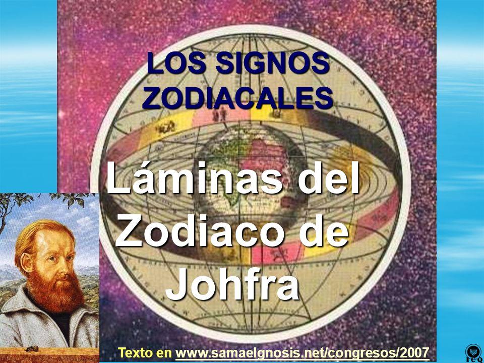 Láminas del Zodiaco de Johfra