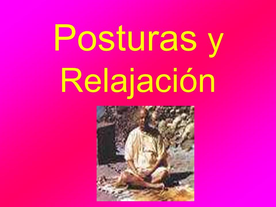 Posturas y Relajación