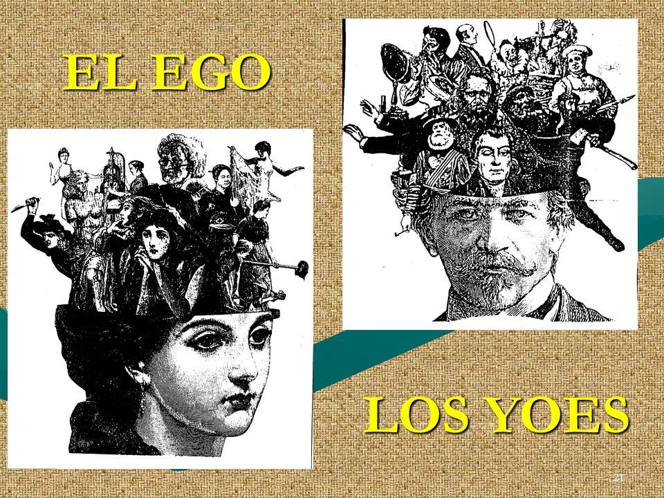 EL EGO LOS YOES