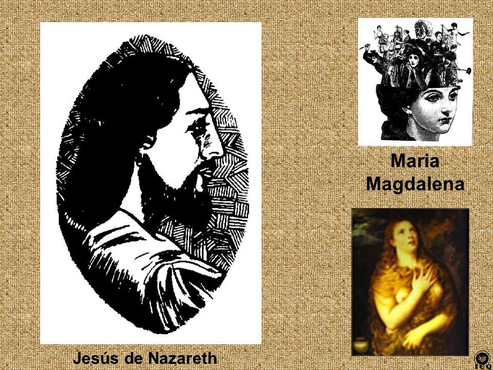 Maria Magdalena Jesús de Nazareth