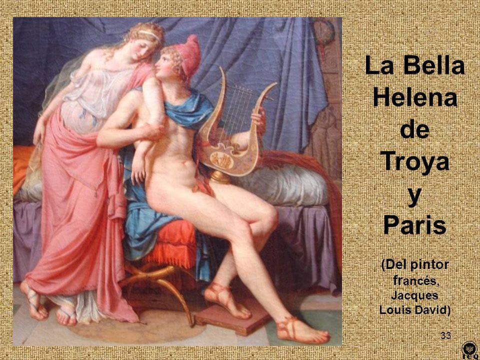 La Bella Helena de Troya y Paris