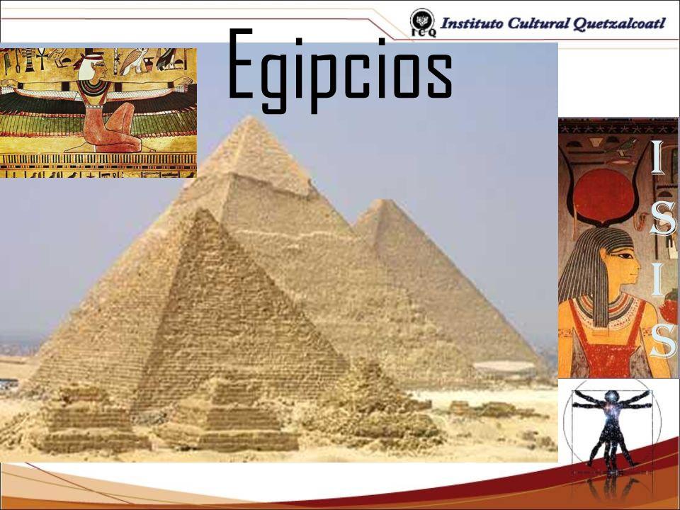 Egipcios isis