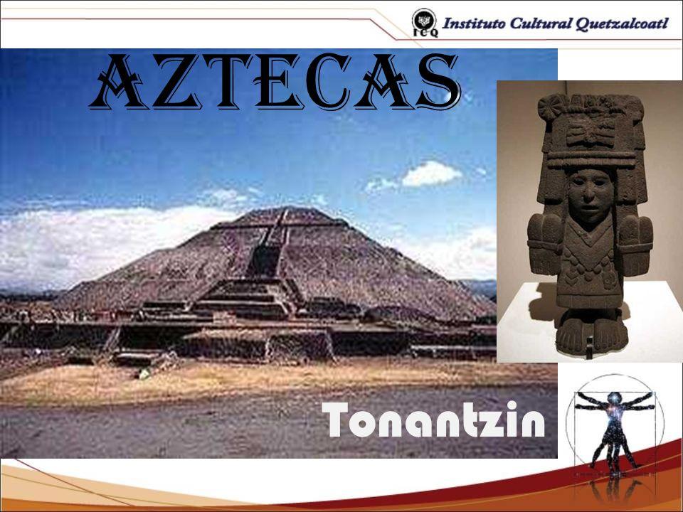 Aztecas Tonantzin
