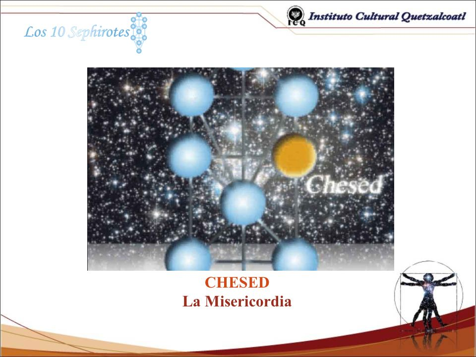 CHESED La Misericordia