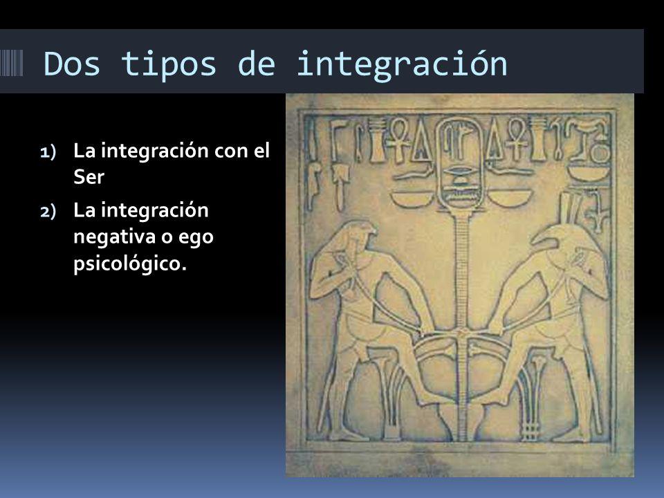 Dos tipos de integración