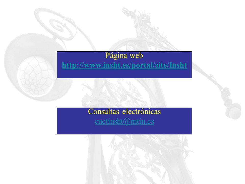 Consultas electrónicas