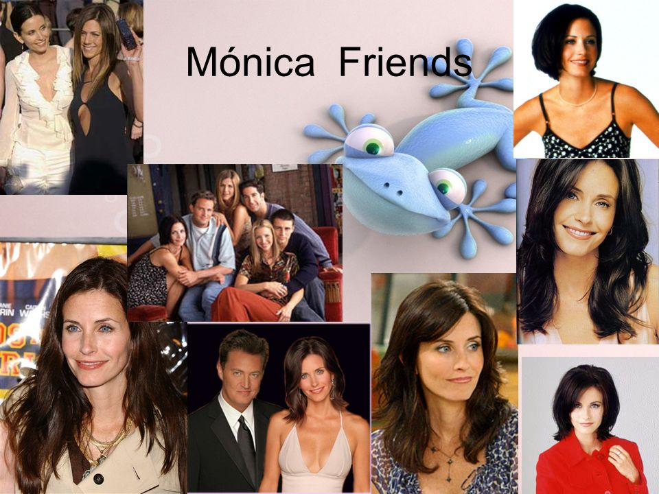 Mónica Friends